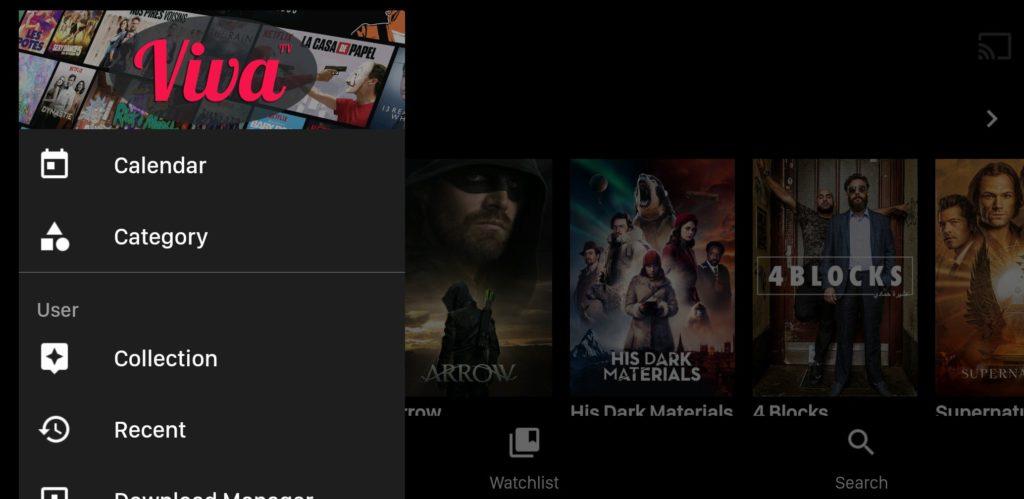 viva tv app