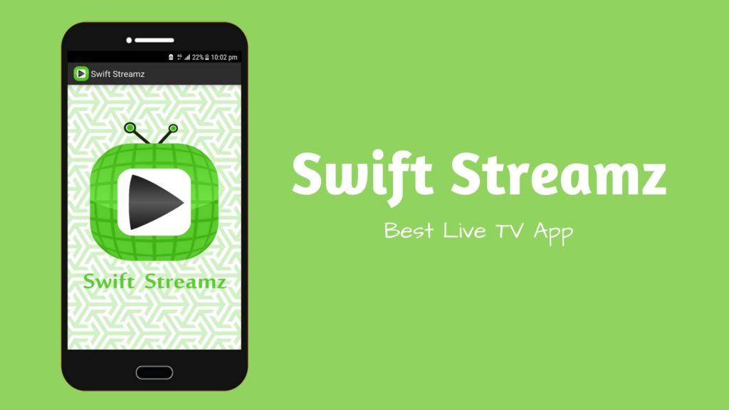 download swift streamz app