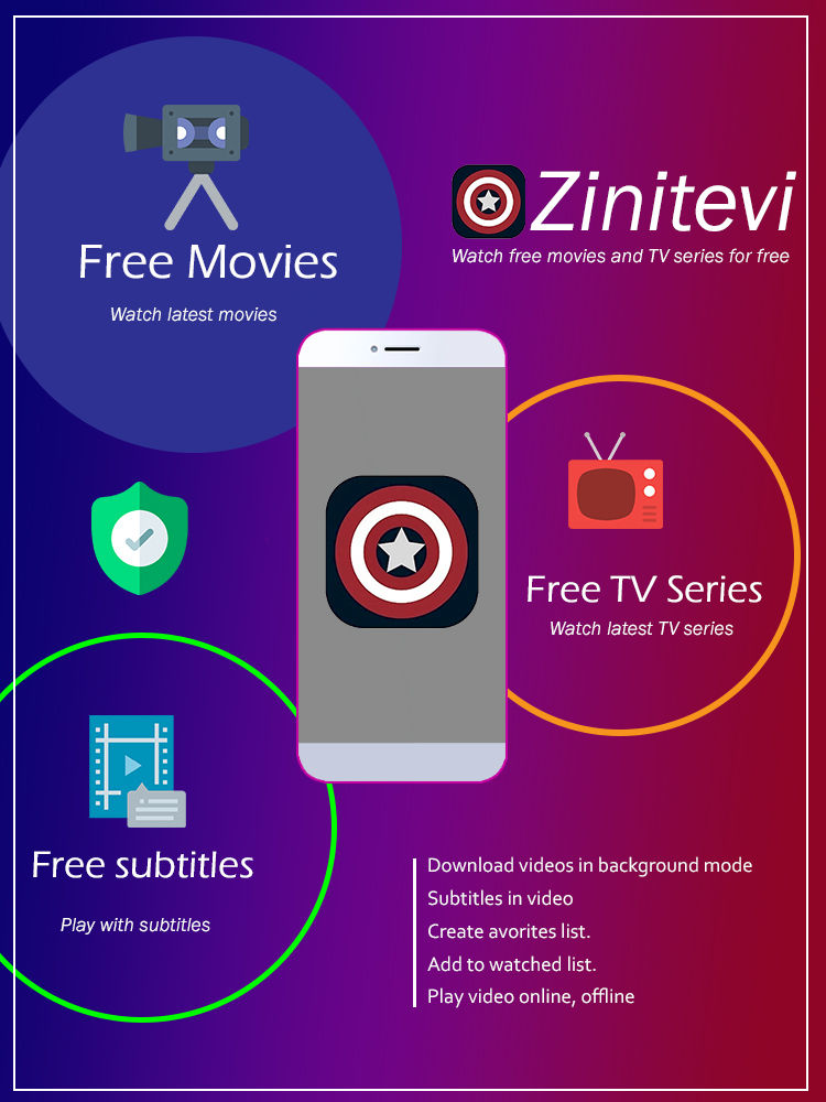 ZiniTevi Features