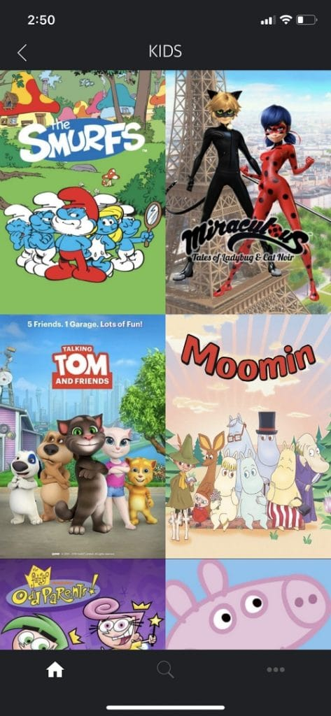 kids movies on zinitevi