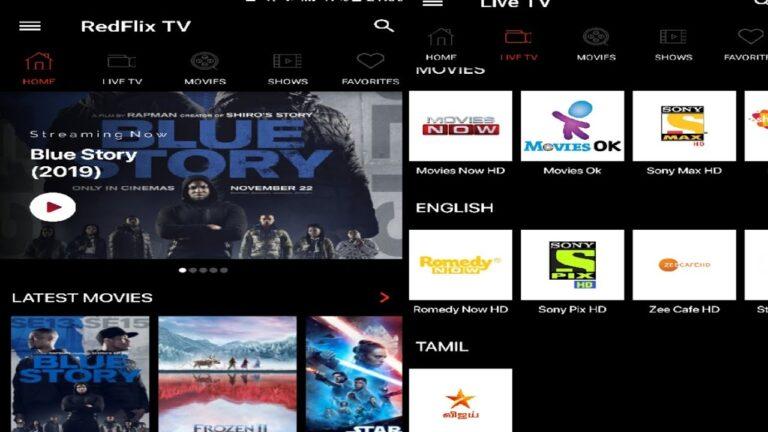 Download Redflix TV APK